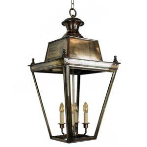 Extra Large Balmoral Hanging Lantern from Limehouse lighting