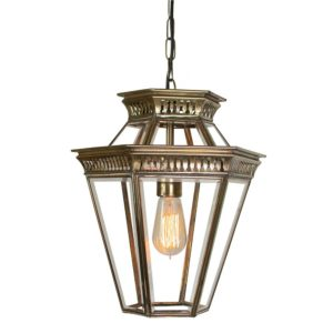 bevelled glass lantern by the limehouse lamp co