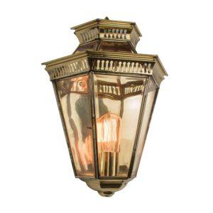 Bevelled Glass Passage Lantern from Limehouse lighting