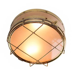 Freighter Bulkhead Light from Limehouse lighting