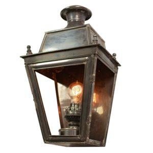 Balmoral Flush lantern by the limehouse Lamp Co