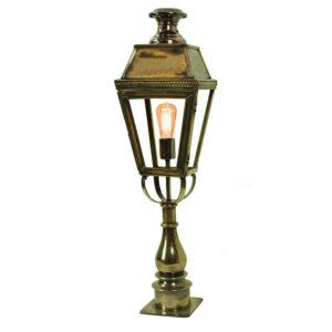 Kensington Pillar Light by the limehouse lamp co