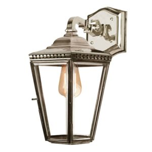 Chelsea Overhead Outdoor Wall Light by The Limehouse Lamp Co