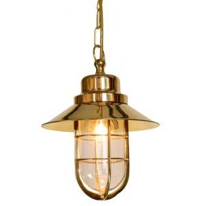 Wheelhouse Pendant Light from Limehouse lighting