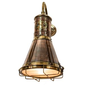Freighter Wall Light from Limehouse lighting