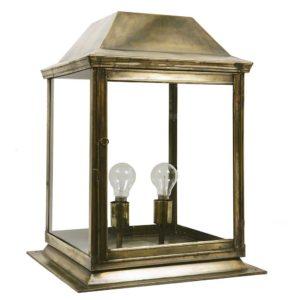 Medium Strathmore Gate Lantern from Limehouse lighting