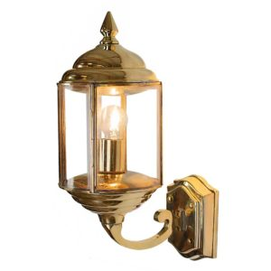 Wentworth Wall Lantern from Limehouse lighting