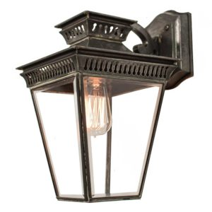 Pagoda overhead arm Lantern from Limehouse lighting