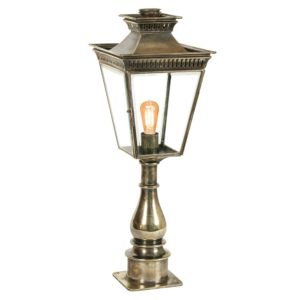 Pagoda Pillar Lantern from Limehouse lighting