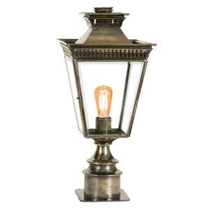 Pagoda Short Pillar Lantern from Limehouse lighting