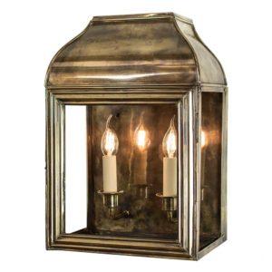 Hemingway Large Lantern from Limehouse lighting