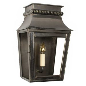Small Parisienne Wall Lantern from Limehouse lighting