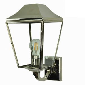 Knightsbridge Wall Lantern from Limehouse lighting