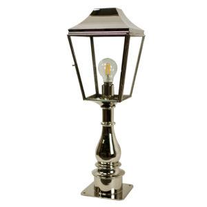 Knightsbridge Pillar Lantern Tall by the limehouse lamp company