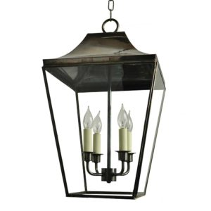 Knightsbridge Large Lantern from Limehouse lighting