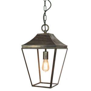 Knightsbridge Pendant Medium by the limehouse lamp co
