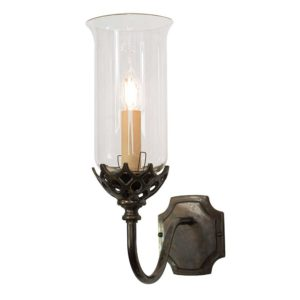 Gothic Wall Sconce from Limehouse lighting