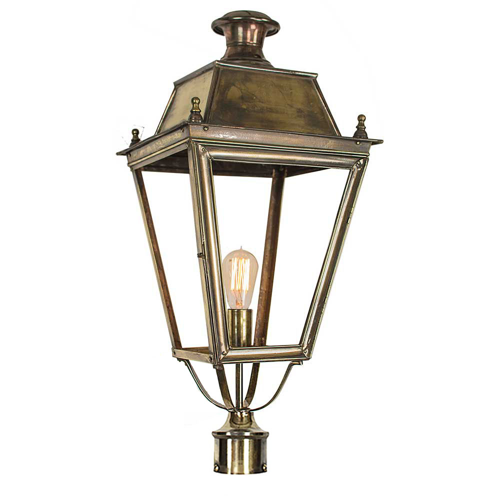 Balmoral With 3 Post Mount Large 425apm The Limehouse Lamp Company